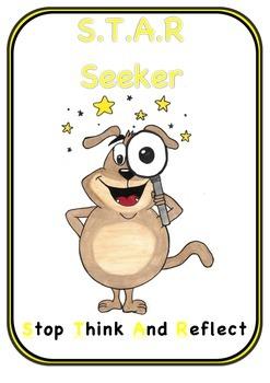 STAR Seeker Reflection Poster