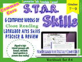 STAR Skills: Common Core Close Reading & Language Skills {Set #4}