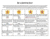 STAR Spelling Contract