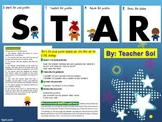 STAR Strategy for Solving Math Word Problems