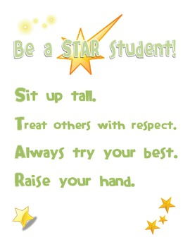 STAR Student Poster