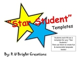 STAR Student Templates