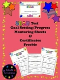 STAR Test Goal Setting/Progress Monitoring & Certificates Freebie