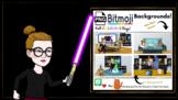 STAR WARS BITMOJI Backgrounds - Classroom Backgrounds - Di