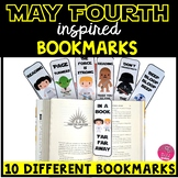 Motivational Bookmarks Star Wars Inspired