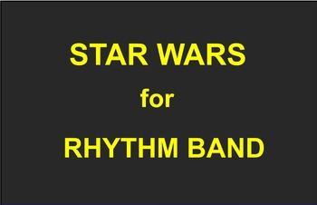 STAR WARS FOR RHTHYM BAND