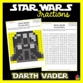 STAR WARS Fractions Review (Darth Vader)