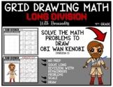 STAR WARS OBI WAN KENOBI Grid Math Puzzle LONG DIVISION WITH REMAINDERS (2)