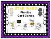 STAR WARS Phonics Game BUNDLE - Letters, CVC, Blends, Digr