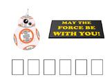 STAR WARS Phonological Awareness Boards