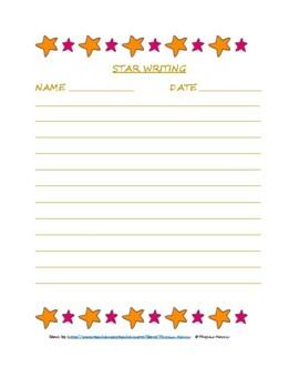 STAR WRITING