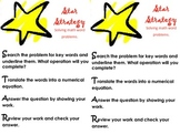 STAR word problem strategy