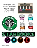 STARBOOKS CAFE Reading Strategies Bulletin Board