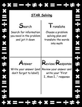 STARR Problem Solving