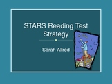 STARS Reading Test Strategy