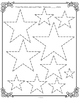 STARS Theme Math and Literacy Centers and Activities