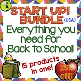 Back to School Bundle Everything You Need For Back To School USA