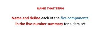STAT MANIA Basic Descriptive Statistics