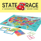 STATE RACE - United States Geography Game