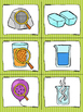 STATES OF MATTER PROPERTIES MATCHING CARD GAME solid liquid gas activity