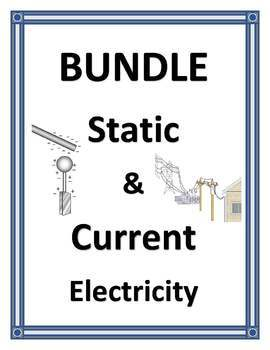 STATIC AND CURRENT ELECTRICITY BUNDLE