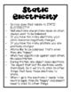 STATIC ELECTRICITY: A Mini Unit