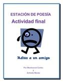 Estación de poesia: Figurative Language/Leanguaje figurado/Actividad final
