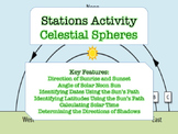 STATIONS ACTIVITY - Celestial Spheres