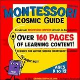 Montessori Elementary Guide: Lessons & Montessori Material