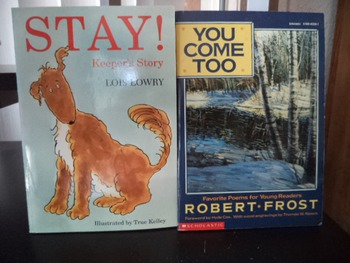 STAY!      YOU COME TOO       (SET OF 2)