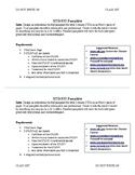 STD Pamphlet/Trifold