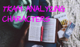 STEAL Character Analysis Activity