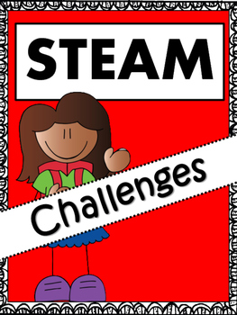 STEAM Challenges for elementary grades 3-5