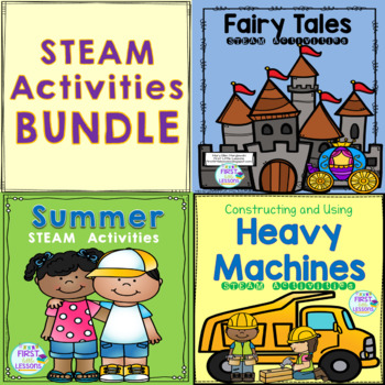 STEAM Activities Bundle
