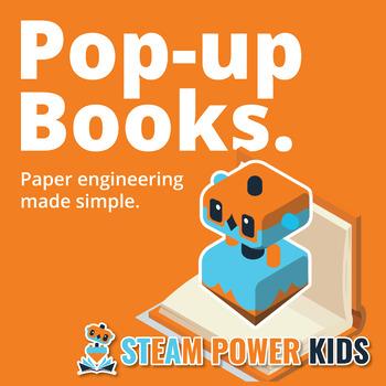 STEAM Activities - Pop up Books