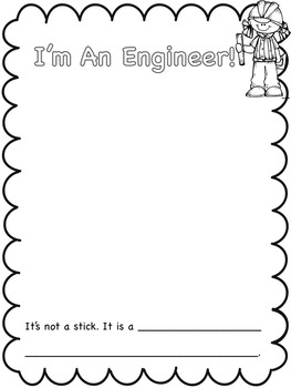 STEAM Activity - Not A Stick: An Introduction to Engineering