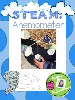 STEAM: Anemometer