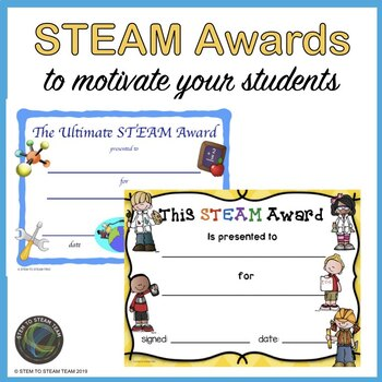 STEAM  Award