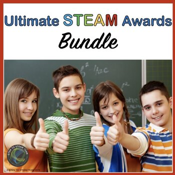 STEAM / STEM Awards Bundle