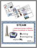 STEAM BINS: Building with Legos and Other Materials BUNDLE of ALL