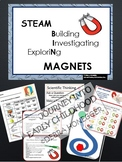 STEAM Bin: Magnets (Force and Motion)