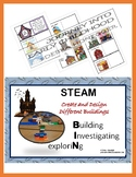 STEAM Bins: Designing Buildings with Legos and other Materials