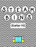 STEAM Bins Starter Kit