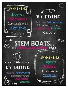 STEAM Boats STEM - SMART Teaching
