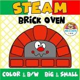 STEAM Build a Brick Oven Preschool and Kinder
