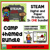 STEAM Camping Theme Pack Bundle