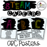 STEAM Careers ABC Posters