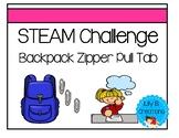 STEAM Challenge - Backpack Zipper Pull Tab
