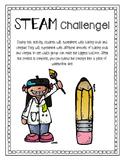 STEAM Challenge- Baking Soda and Vinegar