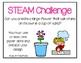 STEAM Challenge - Create A Large Flower